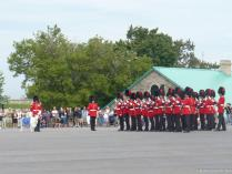 Changing of the Guard ceremony at La Citadelle in Quebec city.jpg