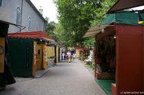 Artisans de la Cathedrale outdoor shops in Quebec City.jpg