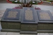 Plaques in front of Quebec Parliament Building.jpg